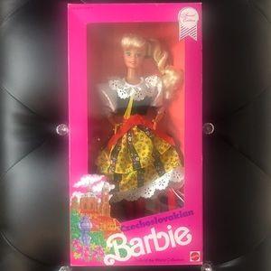 1990 Czechoslovakian Barbie Beauty